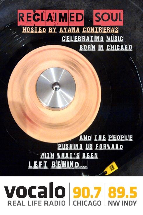 Vocalo flyer remix 1
