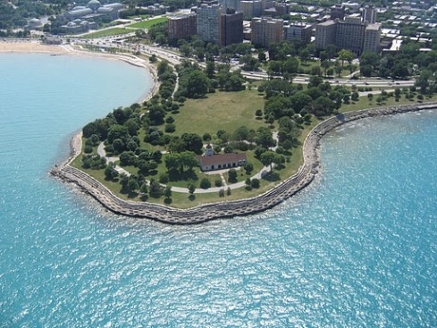 A chicago be in at promontory point 1967 for The pointe at lincoln park