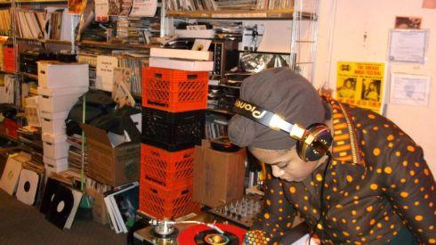 djing at hyde park records