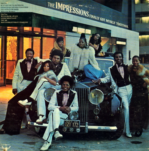 The-Impressions-Finally-Got-Myself-Together-LP-Back