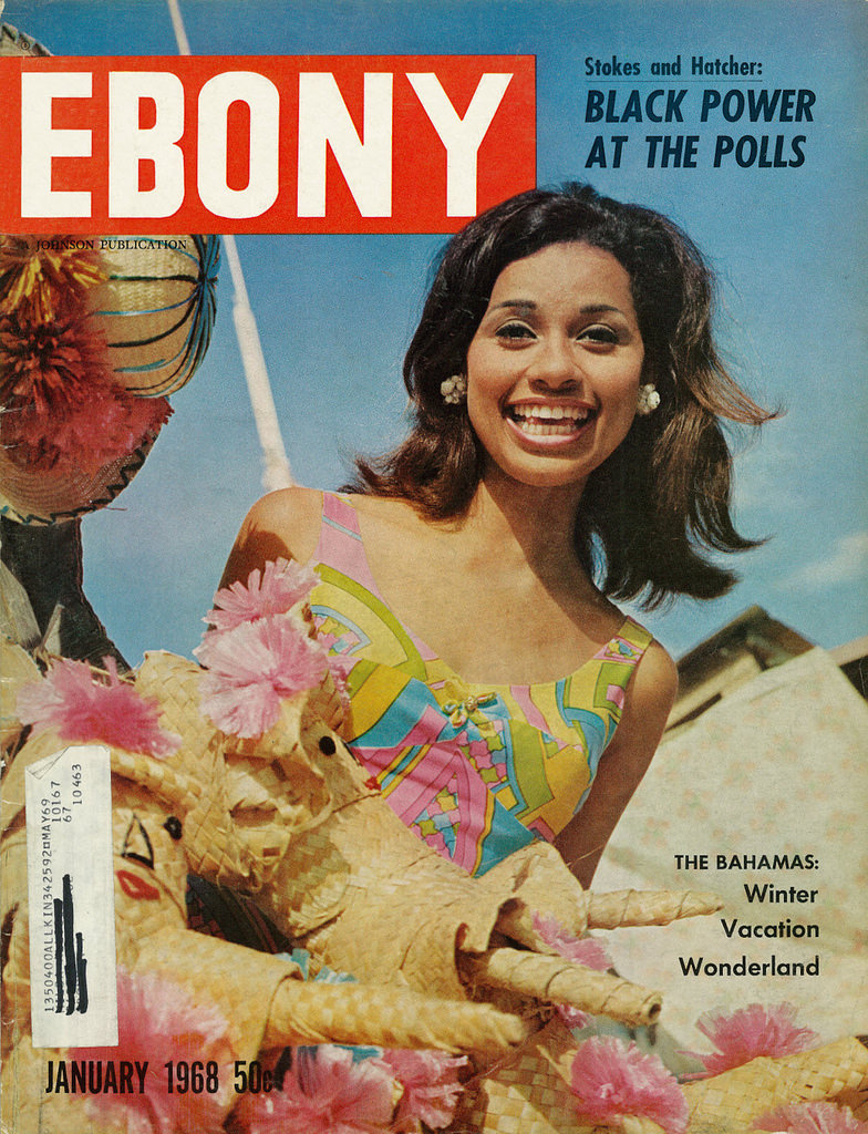 Ebony January 1968